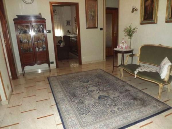 Appartamento in vendita a Moncalieri, Borgo San Pietro, Con giardino, 140 mq - Foto 16