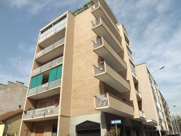 Appartamento in vendita a Moncalieri, Borgo San Pietro, 85 mq