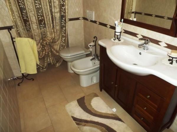 Appartamento in vendita a Moncalieri, Borgo San Pietro, Con giardino, 124 mq - Foto 11