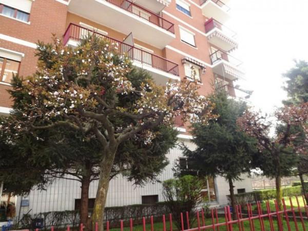 Appartamento in vendita a Moncalieri, Borgo San Pietro, Con giardino, 124 mq - Foto 3