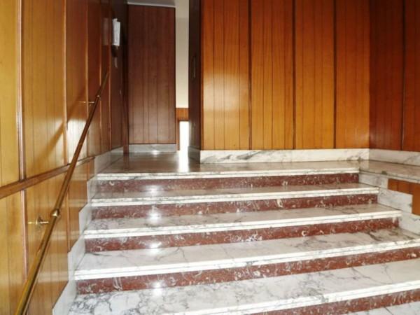 Appartamento in vendita a Moncalieri, Borgo San Pietro, Con giardino, 124 mq - Foto 16