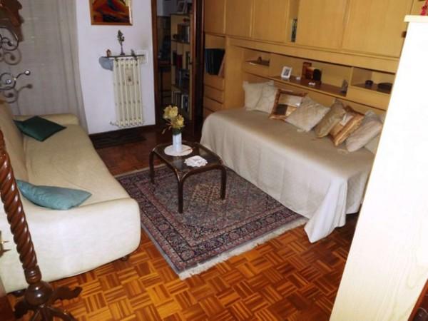 Appartamento in vendita a Moncalieri, Borgo San Pietro, Con giardino, 124 mq - Foto 8