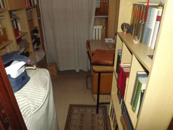 Appartamento in vendita a Moncalieri, Borgo San Pietro, Con giardino, 124 mq - Foto 5