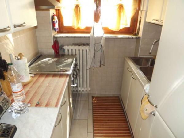Appartamento in vendita a Moncalieri, Borgo San Pietro, Con giardino, 124 mq - Foto 13