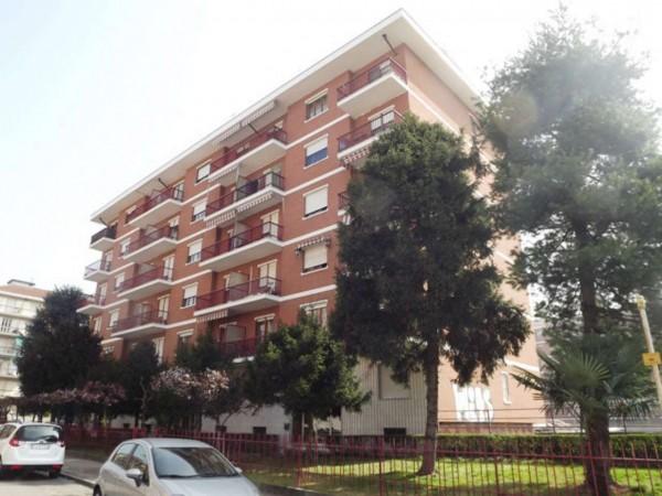 Appartamento in vendita a Moncalieri, Borgo San Pietro, Con giardino, 124 mq