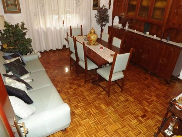 Appartamento in vendita a Moncalieri, Borgo San Pietro, Con giardino, 124 mq - Foto 9