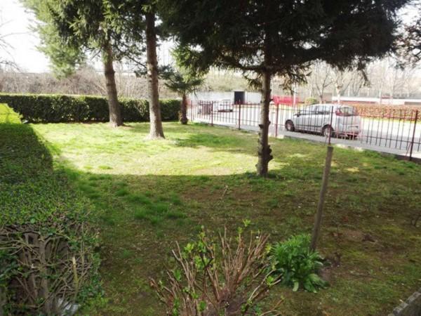 Appartamento in vendita a Moncalieri, Borgo San Pietro, Con giardino, 124 mq - Foto 4
