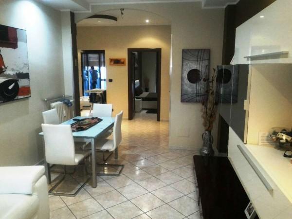 Appartamento in vendita a Moncalieri, Borgo San Pietro, 90 mq - Foto 9