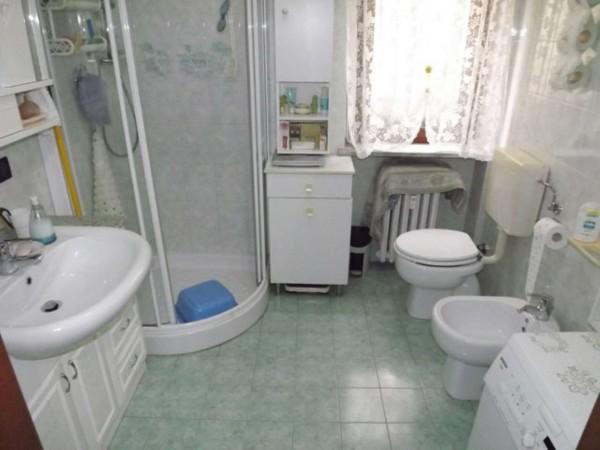 Appartamento in vendita a Moncalieri, Borgo San Pietro, Con giardino, 80 mq - Foto 5