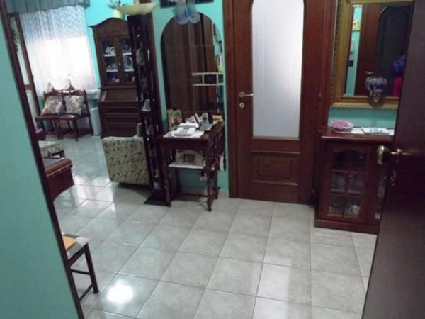 Appartamento in vendita a Moncalieri, Borgo San Pietro, Con giardino, 80 mq - Foto 4