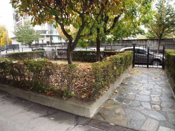 Appartamento in vendita a Moncalieri, Borgo San Pietro, Con giardino, 80 mq - Foto 3