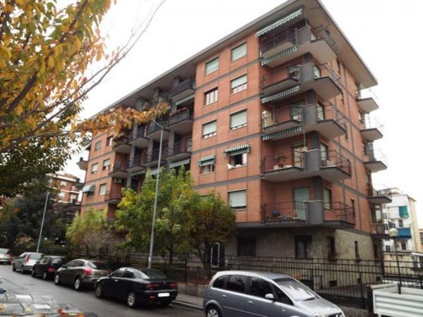 Appartamento in vendita a Moncalieri, Borgo San Pietro, Con giardino, 80 mq
