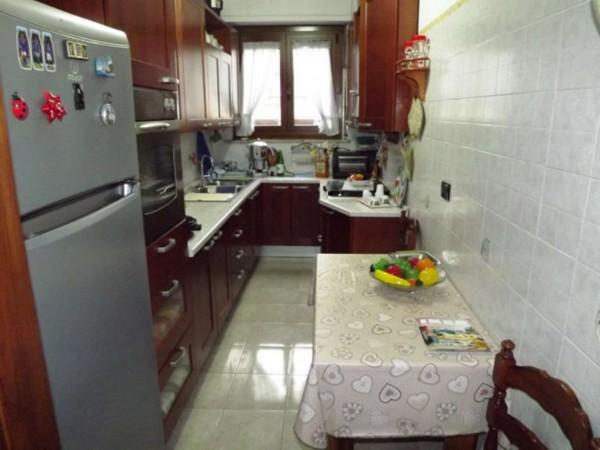 Appartamento in vendita a Moncalieri, Borgo San Pietro, Con giardino, 80 mq - Foto 7