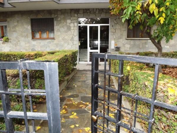 Appartamento in vendita a Moncalieri, Borgo San Pietro, Con giardino, 80 mq - Foto 2
