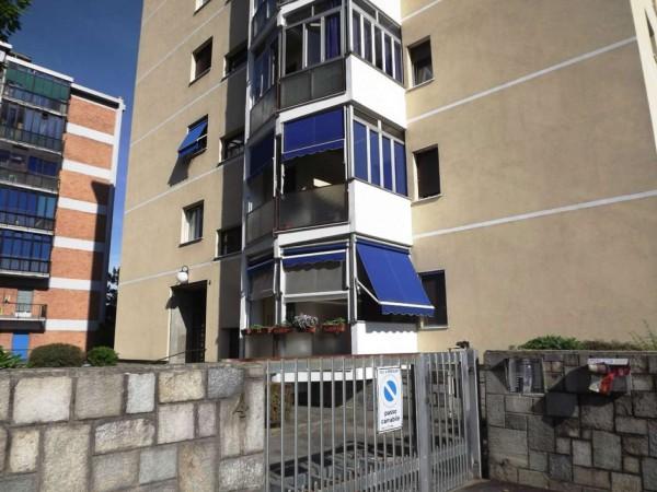 Appartamento in vendita a Moncalieri, Borgo San Pietro, Con giardino, 85 mq
