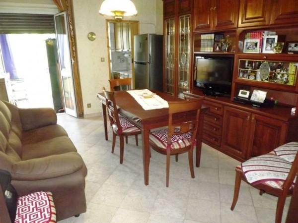 Appartamento in vendita a Moncalieri, Borgo San Pietro, Con giardino, 85 mq - Foto 15