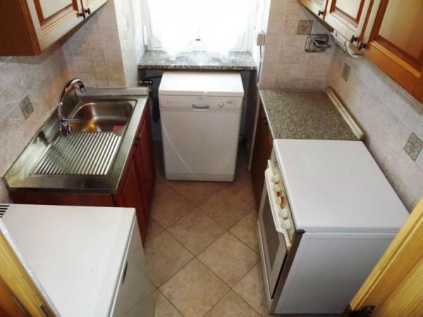 Appartamento in vendita a Moncalieri, Borgo San Pietro, Con giardino, 85 mq - Foto 13
