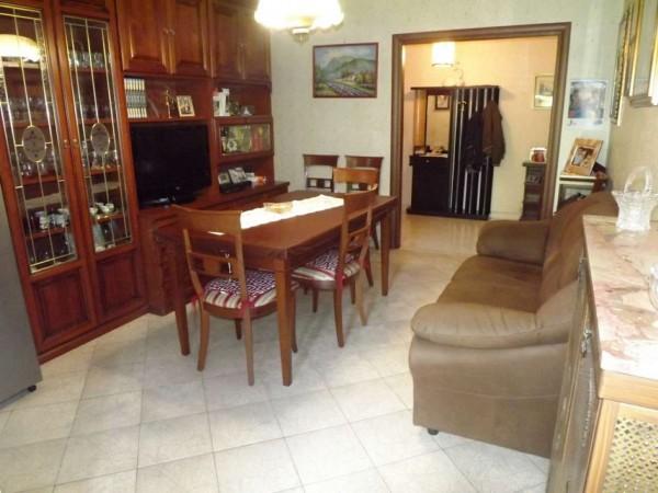 Appartamento in vendita a Moncalieri, Borgo San Pietro, Con giardino, 85 mq - Foto 14