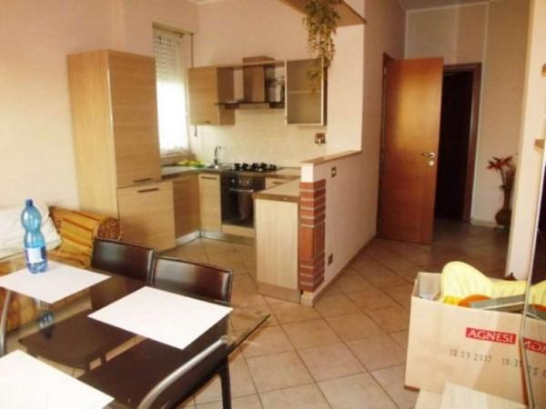 Appartamento in vendita a Moncalieri, Borgo Mercato, Con giardino, 60 mq
