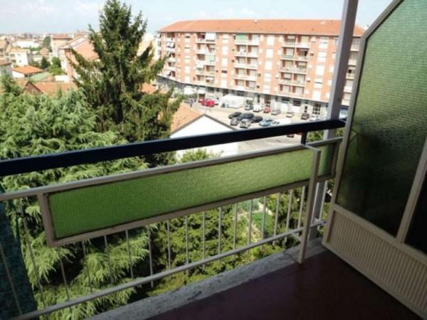 Appartamento in vendita a Moncalieri, Borgo Mercato, Con giardino, 85 mq