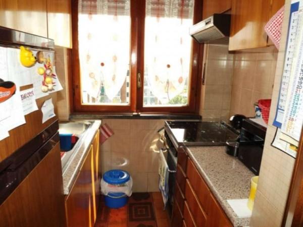Appartamento in vendita a Moncalieri, Borgo Mercato, Con giardino, 85 mq - Foto 8