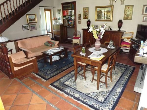 Villa in vendita a Moncalieri, Nasi, Con giardino, 210 mq - Foto 17