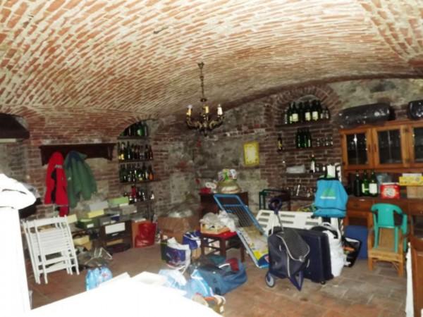Villa in vendita a Moncalieri, Nasi, Con giardino, 210 mq - Foto 3