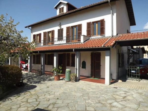Villa in vendita a Moncalieri, Nasi, Con giardino, 210 mq - Foto 20
