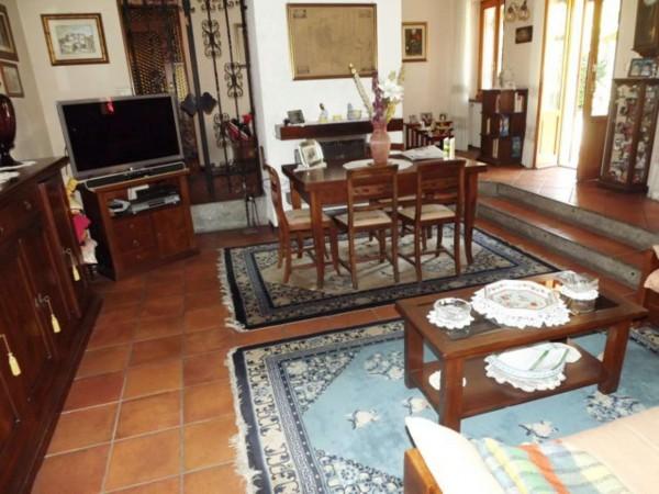 Villa in vendita a Moncalieri, Nasi, Con giardino, 210 mq - Foto 14