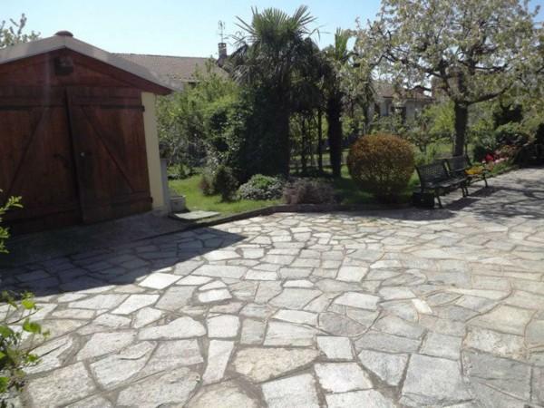 Villa in vendita a Moncalieri, Nasi, Con giardino, 210 mq - Foto 4