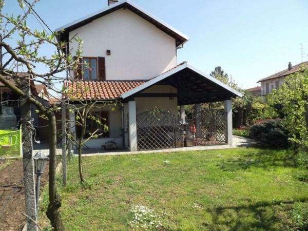 Villa in vendita a Moncalieri, Nasi, Con giardino, 210 mq - Foto 18