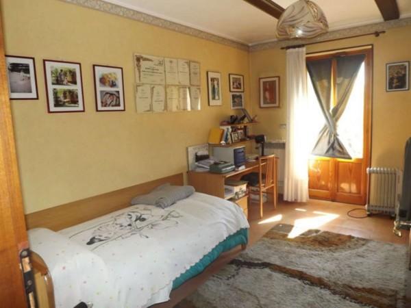 Villa in vendita a Moncalieri, Nasi, Con giardino, 210 mq - Foto 13