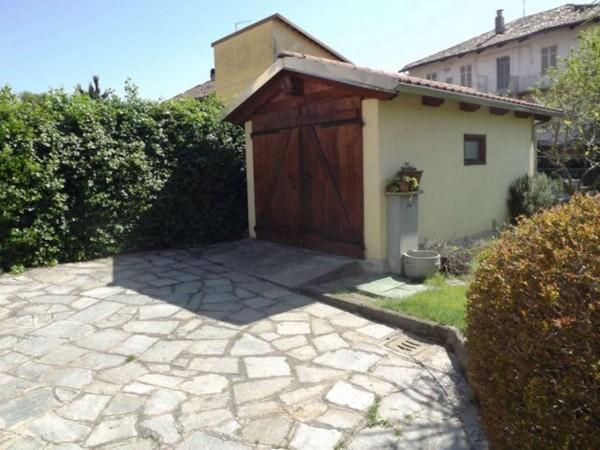 Villa in vendita a Moncalieri, Nasi, Con giardino, 210 mq - Foto 19
