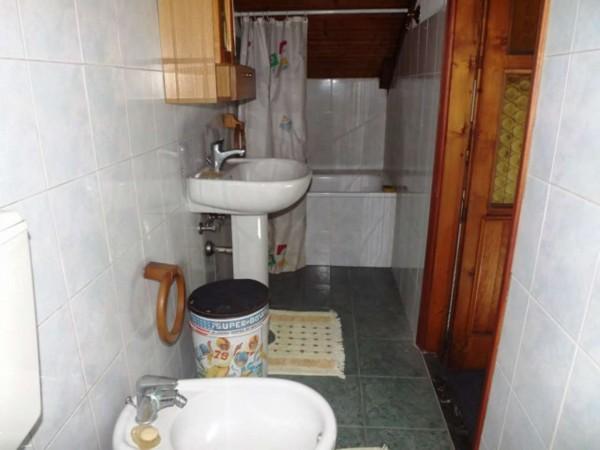 Villa in vendita a Moncalieri, Nasi, Con giardino, 210 mq - Foto 5