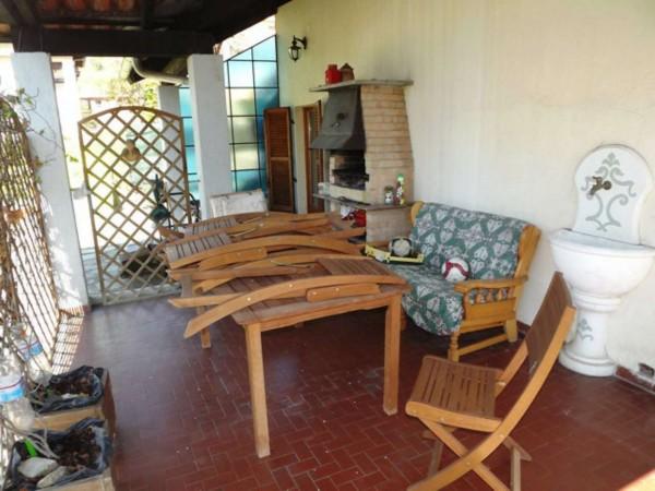 Villa in vendita a Moncalieri, Nasi, Con giardino, 210 mq - Foto 15