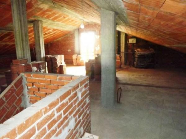 Casa indipendente in vendita a Moncalieri, Collina, Con giardino, 330 mq - Foto 13