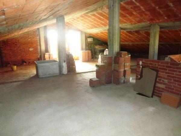 Casa indipendente in vendita a Moncalieri, Collina, Con giardino, 330 mq - Foto 12
