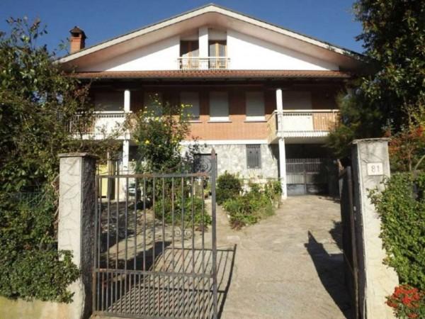 Casa indipendente in vendita a Moncalieri, Collina, Con giardino, 330 mq - Foto 33