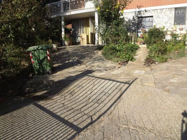 Casa indipendente in vendita a Moncalieri, Collina, Con giardino, 330 mq - Foto 31