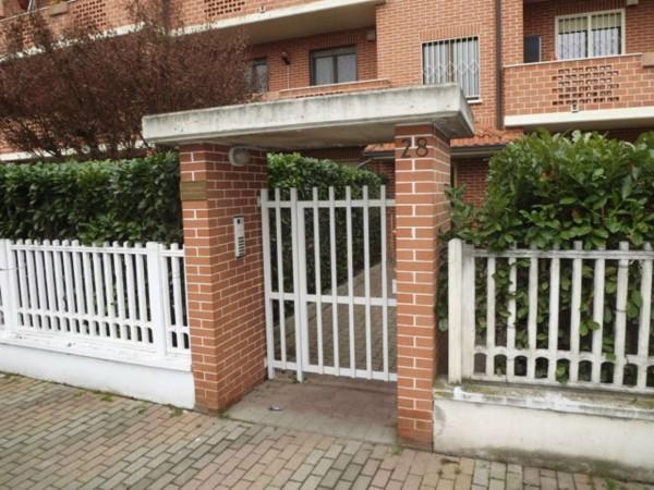 Appartamento in vendita a Nichelino, Pressi Via Giusti, 85 mq - Foto 12