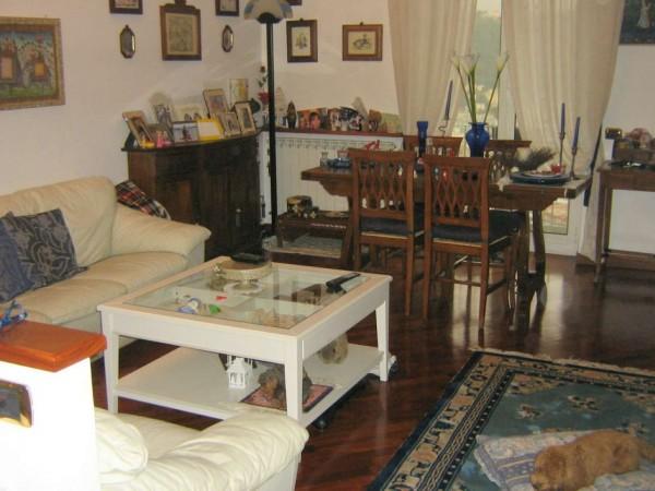 Appartamento in vendita a Genova, Coronata, Con giardino, 80 mq - Foto 3