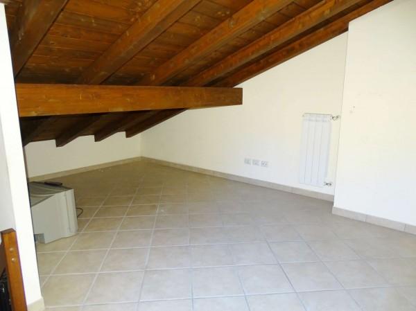 Casa indipendente in vendita a Roma, Borghesiana/valle Fiorita/due Leoni, Con giardino, 125 mq - Foto 12