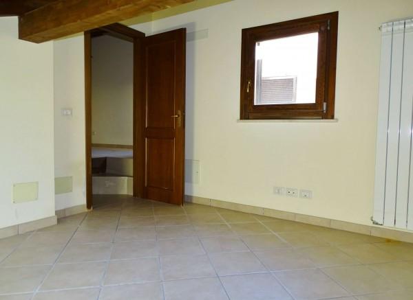 Casa indipendente in vendita a Roma, Borghesiana/valle Fiorita/due Leoni, Con giardino, 125 mq - Foto 13