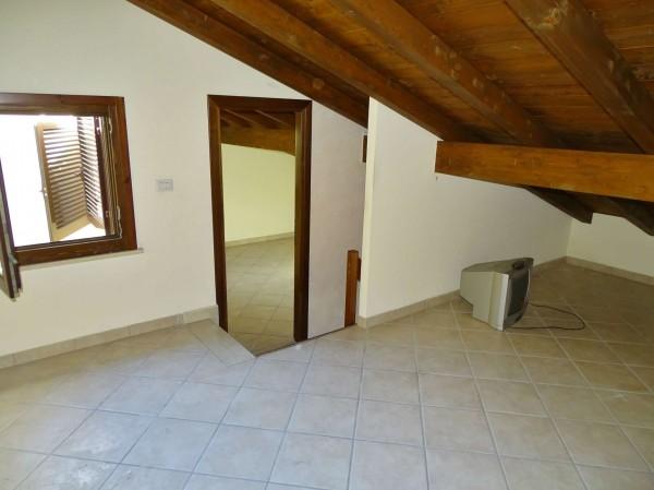 Casa indipendente in vendita a Roma, Borghesiana/valle Fiorita/due Leoni, Con giardino, 125 mq - Foto 11