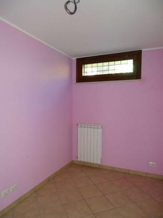 Casa indipendente in vendita a Roma, Borghesiana/valle Fiorita/due Leoni, Con giardino, 125 mq - Foto 8