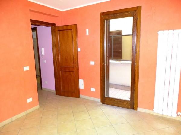 Casa indipendente in vendita a Roma, Borghesiana/valle Fiorita/due Leoni, Con giardino, 125 mq - Foto 6