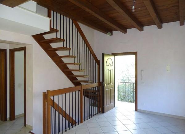 Casa indipendente in vendita a Roma, Borghesiana/valle Fiorita/due Leoni, Con giardino, 130 mq