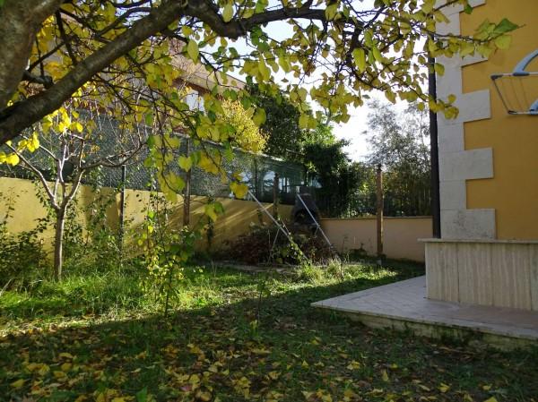 Casa indipendente in vendita a Roma, Borghesiana/valle Fiorita/due Leoni, Con giardino, 125 mq - Foto 19