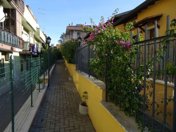 Casa indipendente in vendita a Roma, Borghesiana/valle Fiorita/due Leoni, Con giardino, 125 mq - Foto 21