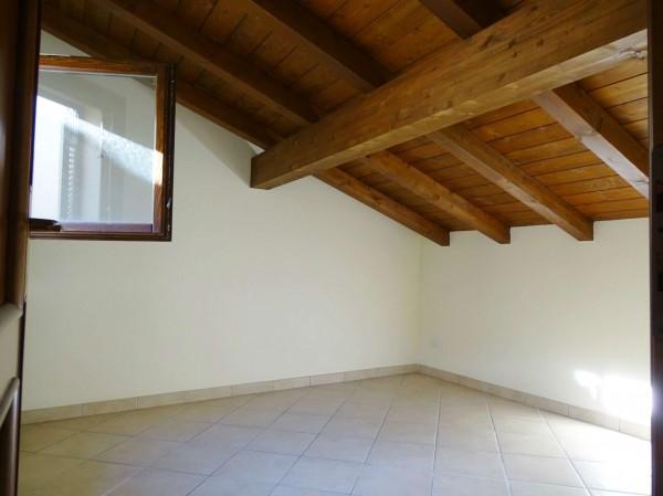 Casa indipendente in vendita a Roma, Borghesiana/valle Fiorita/due Leoni, Con giardino, 125 mq - Foto 14